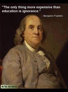 #Ben Franklin