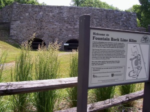 Fountain Rock Lime Kiln