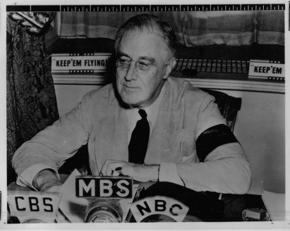 Those newspapers of the nation which most loudly cried dictatorship against me would have been the first to justify the beginnings of dictatorship by somebody else.--Franklin D. Roosevelt