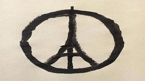 We hope that all nations can come together against this horrible threat. We love you France!