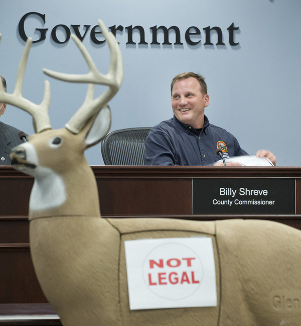 Look how happy Billy is with his prop! Photo: Bill Green, FNP.