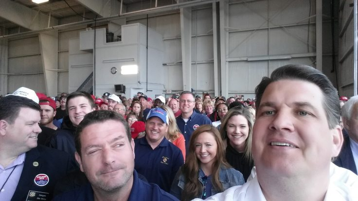 Someone needs to work on their selfie technique. What's going on with Kirby? And poor Billy, put in the back again.