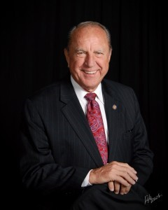 County Council President Bud Otis