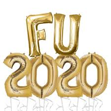 "Party City Is Selling ""FU 2020"" Balloons For New Year's Eve 